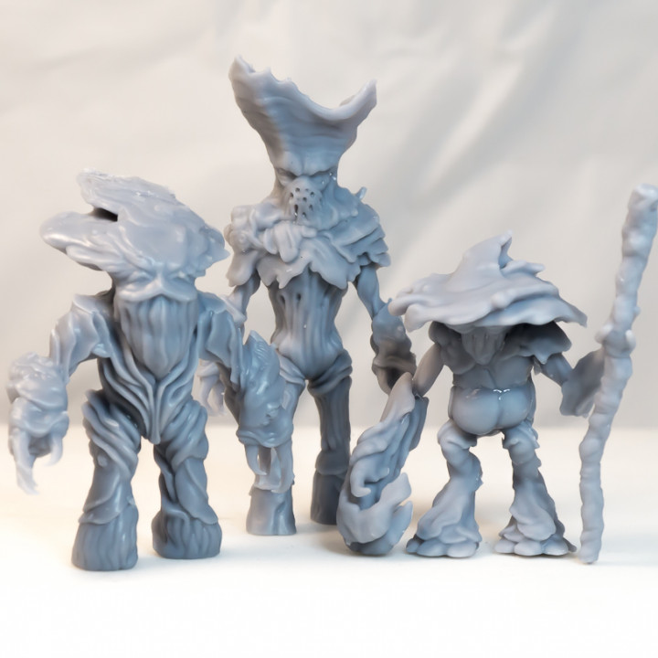 Myconids - DnD Monsters - 3 Units