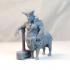Bull Centaur - DnD Character - 2 Poses image