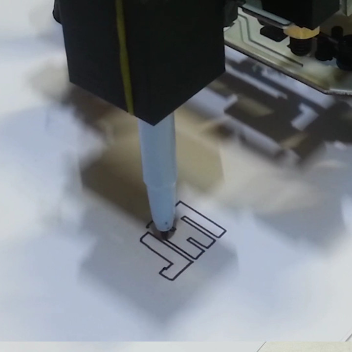 making mini cnc plotter with cdrom