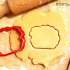 Turkey Cookie Cutter image