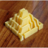 Step pyramid maze image
