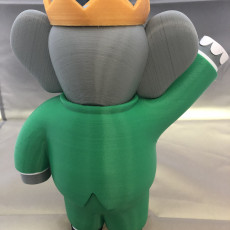 Picture of print of Babar the Elephant This print has been uploaded by David Waugh