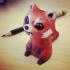 Happy  Raccoon image