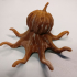 Octosquash - Halloween Pumpkin gone mollusc image