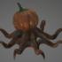 Octosquash - Halloween Pumpkin gone mollusc image