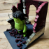 Diorama for Mini Dude - Smash! - Figurine not included image