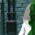 The Hulk Smash - Diorama print image