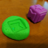 Play Dough Stamp image