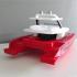 Catamaran yacht image