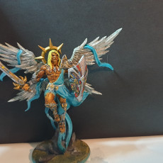Picture of print of Sol the Holiest