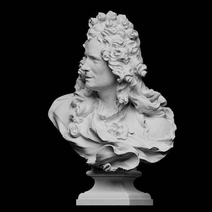 Bust of Corneille van Cleve