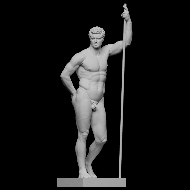 Portrait of a Pergamene Prince / The Hellenistic Ruler