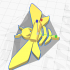 Ender 3 Bumblebee Badge image