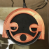 Alexa face plate for echo spot image