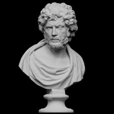 Bust of a Philosopher or Barbarian (?)