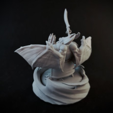 Picture of print of Guardian Garr, Breath of Fire 3 miniature