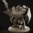 Guardian Garr, Breath of Fire 3 miniature image