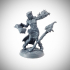 Apprentice Mage 32mm (Pre-supported) image