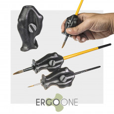 ERGO.ONE | ultimate ergonomic handle for brushes