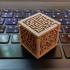 Cube maze image
