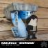 Han Solo & The Millennium Falcon Diorama image