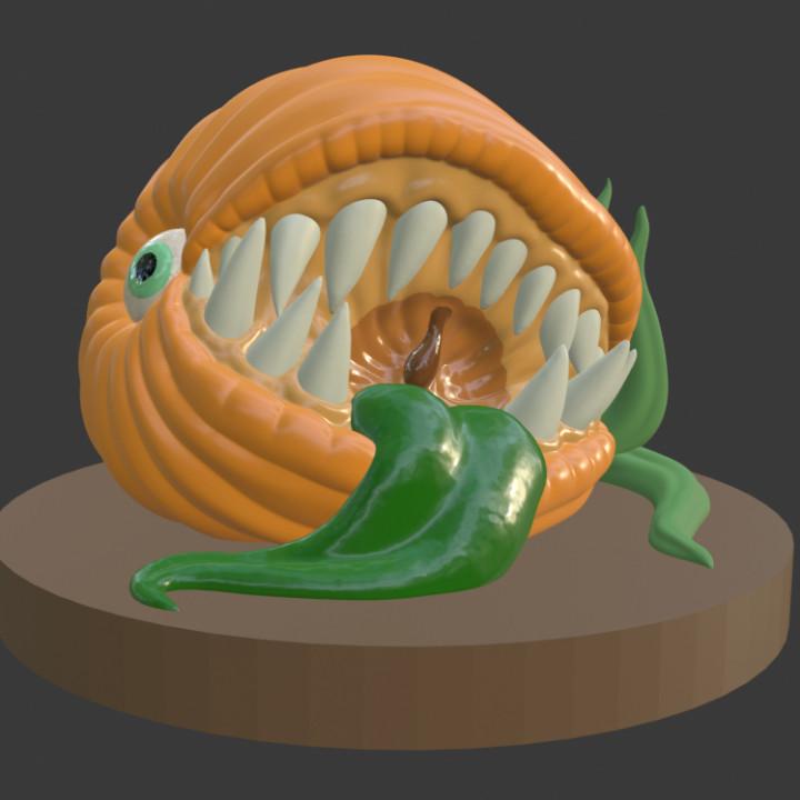 Pumpkin Mimic