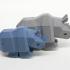 Running Rhino image