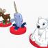 Canadian Animal Chess set image