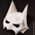 Bat-Cat mask image