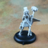 Human Female cleric (32mm scale miniature) image