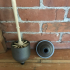 Toilet Brush Holder (Industrial look) image