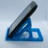 Fold Flat Phone Stand - MK3 image