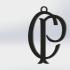 Corinthians Keychain image