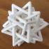 Tetrahedral star image