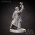 Exorcist - 32mm scale miniature image