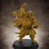 Warriors of the Cloth - Collection of Holy warriors - (32mm scale miniatures) image