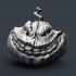 Evil Grinning Pumpkin Head image