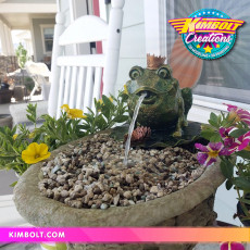 Froggy Fountain