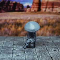 Picture of print of Myconid - D&D Miniature