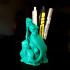 Mermaid & Mermaid Pen holder image