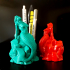 Mermaid & Mermaid Pen holder image