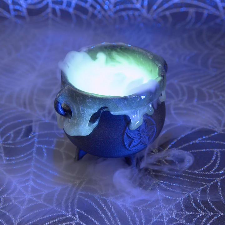 Circuit Playground Bluefruit Cauldron