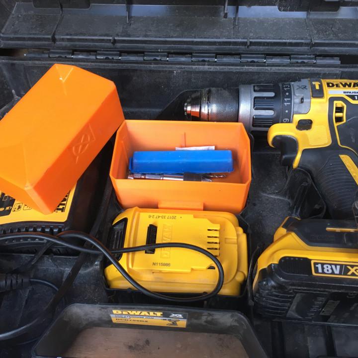 Dewalt Drill Case Storage Box