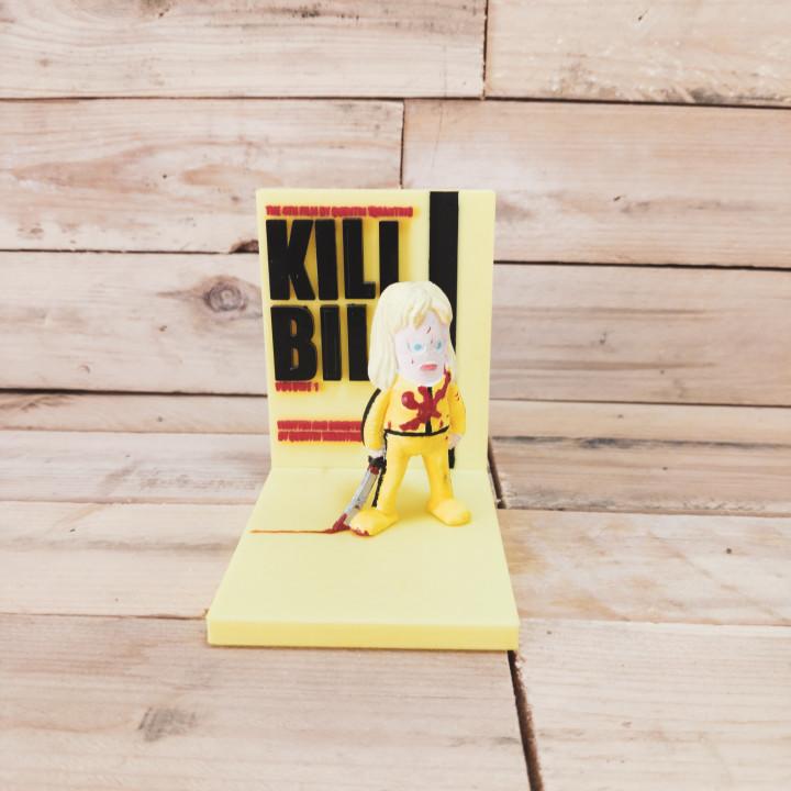 Diorama for Mini Dudette - Figurine not included