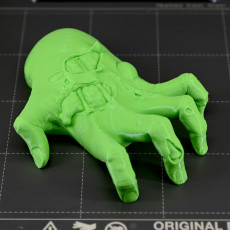 Picture of print of Zombie Hand (2 variants)