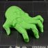 Zombie Hand (2 variants) print image