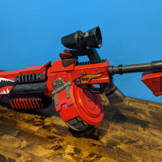 Picture of print of Borderlands Bandit Room Clener Shotgun