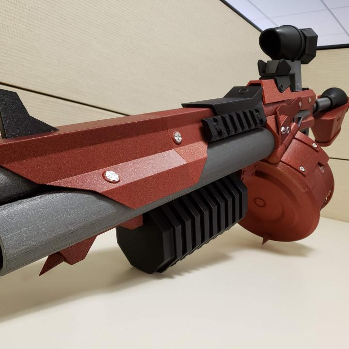 Borderlands Bandit Room Clener Shotgun