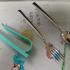 Palmar cutlery clamp/Pinza palmar para cubiertos image