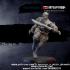 Fantasy Tiefling rogue ninja image